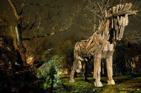 LES SCULPTURES DE METAL DE GABOR MIKLOS Sculpt10