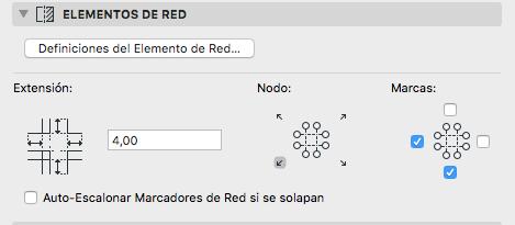 Definiciones del Sistema de Red Captur19