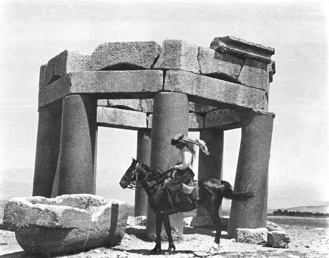 Gertrude Bell, reine des sables 640_pa10