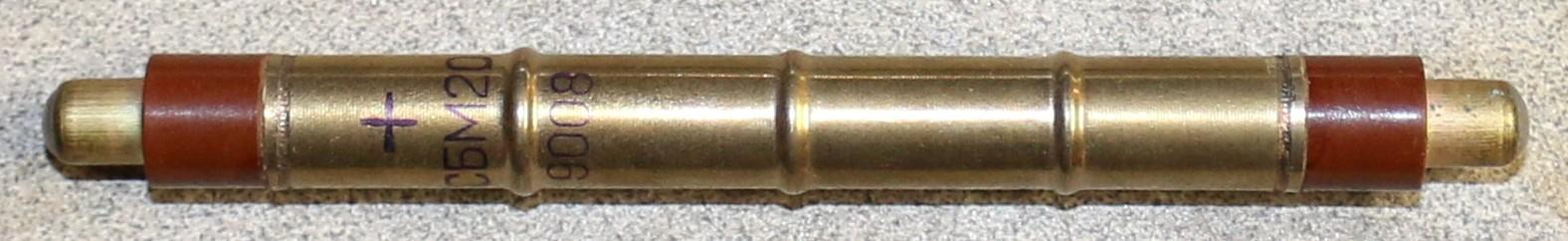 Tubes Geiger-Müller type SBM-20, STS-5 et BOI-33 Tube10