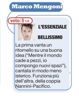 [Sanremo 2013] Marco va in Riviera 2 - Articoli e Interviste Castal10