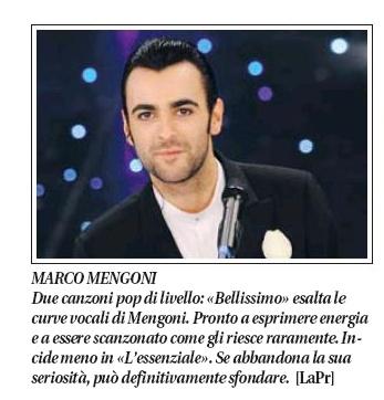 [Sanremo 2013] Marco va in Riviera 2 - Articoli e Interviste Libero10