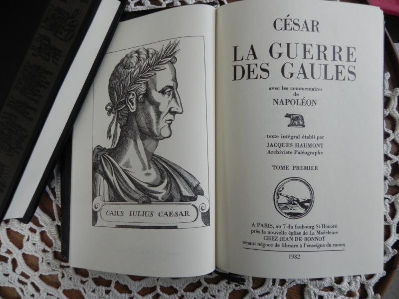 CESAR La Guerre des Gaules Dscn1521