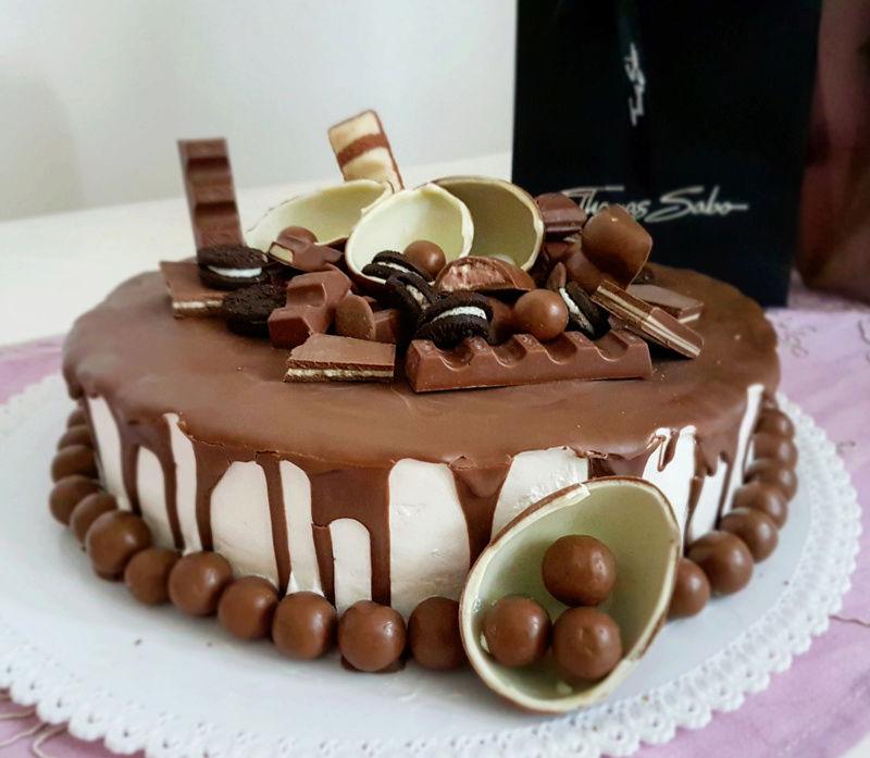 Ukrašavanje torti by bosankaa  - Page 25 20170626