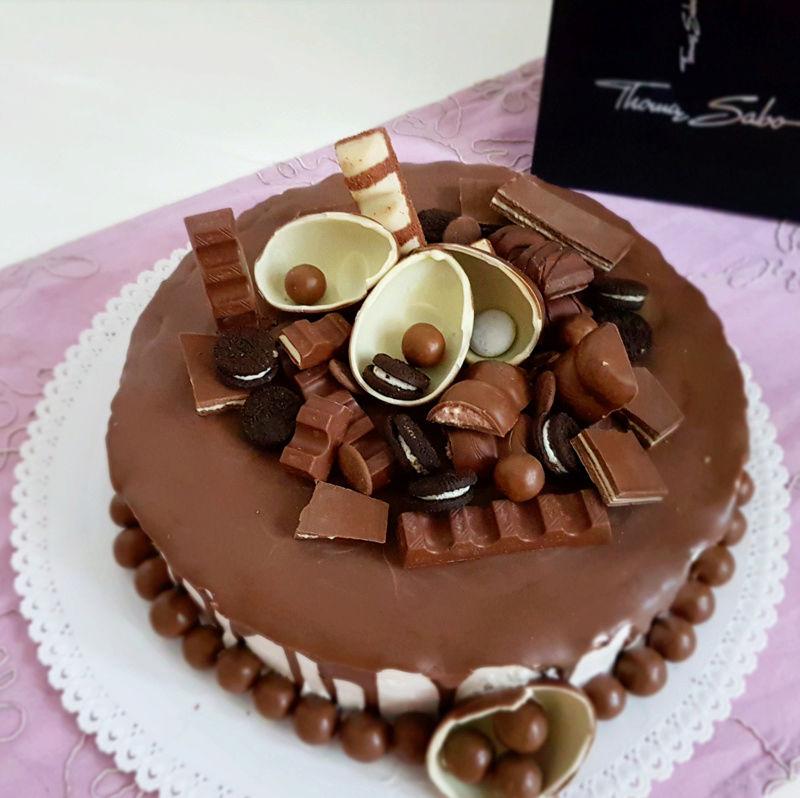 Ukrašavanje torti by bosankaa  - Page 25 20170627