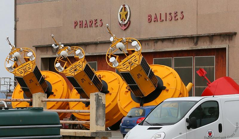 Phares et Balises (Brest) Balise10