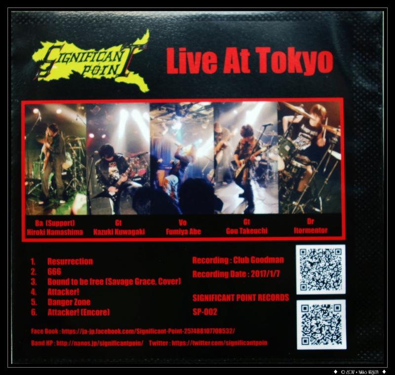 ROCK, HARD ROCK ET METAL JAPONAIS [Guide] - Page 11 Signif10