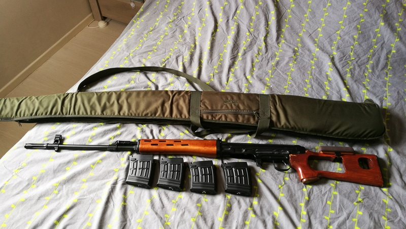 vend SVD Cyma + 4 chargeurs + lunette 6×39 . Img_2010
