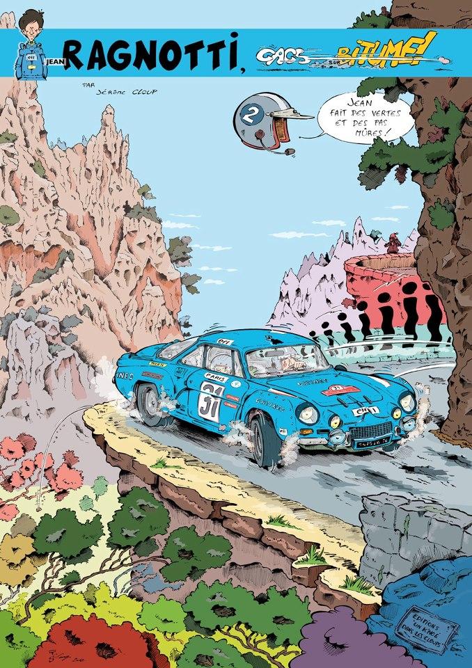 L'Automobile et la Bande Dessinée  - Page 2 -bd_ra10
