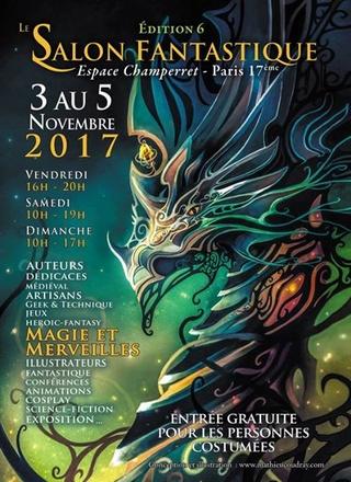 [SALON] Salon du Fantastique 2017 – Paris (75) Image10