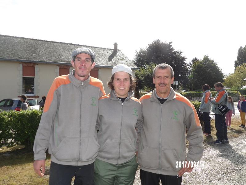 Trophée Triplette Mixte à Quelaines 106_2316