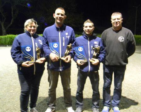 Trophée Triplette Mixte à Quelaines Champi10