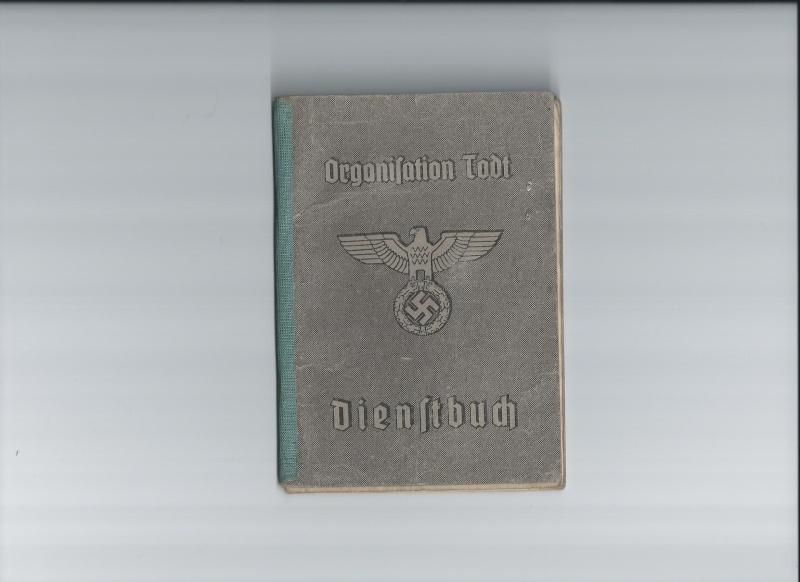 Vos livrets militaires allemands WWII (Soldbuch, Wehrpass..) / Heer-LW-KM-SS... Scan0014