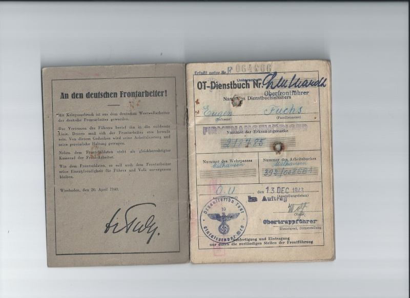 Vos livrets militaires allemands WWII (Soldbuch, Wehrpass..) / Heer-LW-KM-SS... Scan0016