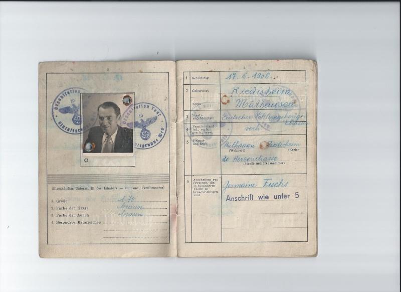 Vos livrets militaires allemands WWII (Soldbuch, Wehrpass..) / Heer-LW-KM-SS... Scan0017