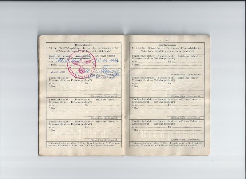 Vos livrets militaires allemands WWII (Soldbuch, Wehrpass..) / Heer-LW-KM-SS... Scan0022