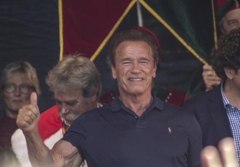 I'll be back : La saga Terminator Arnold11