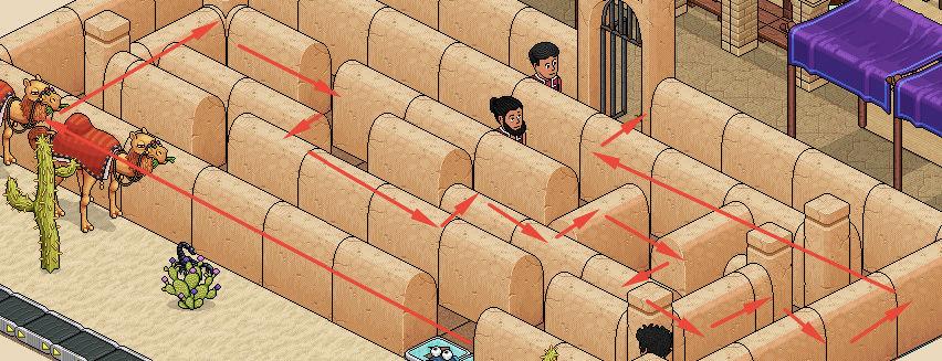 [ALL] Campagna Bazaar: Il sultano Arif, Ducky e il tappeto magico #2 Scherm10
