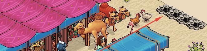 [ALL] Campagna Bazaar: Il sultano Arif, Ducky e il tappeto magico #2 Scherm20