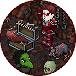 "habboween - [ALL] Immagini a tema ""Caverne Maledette"" Habboween 2017 Spromo22"