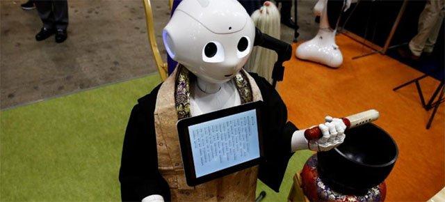 Preti robot per funerali economici Xd0fe110