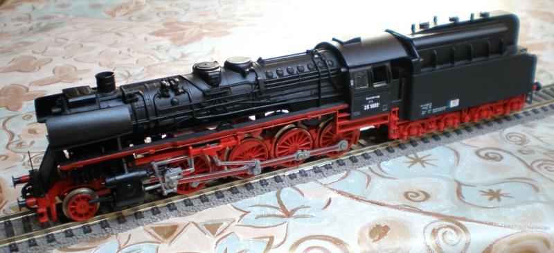 H45 024 - ein Exot bei der (DDR) Reichsbahn A25-1110