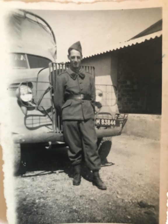 Photos Soldats France 1940? 1942 et chantier de jeunesse?  3600d910