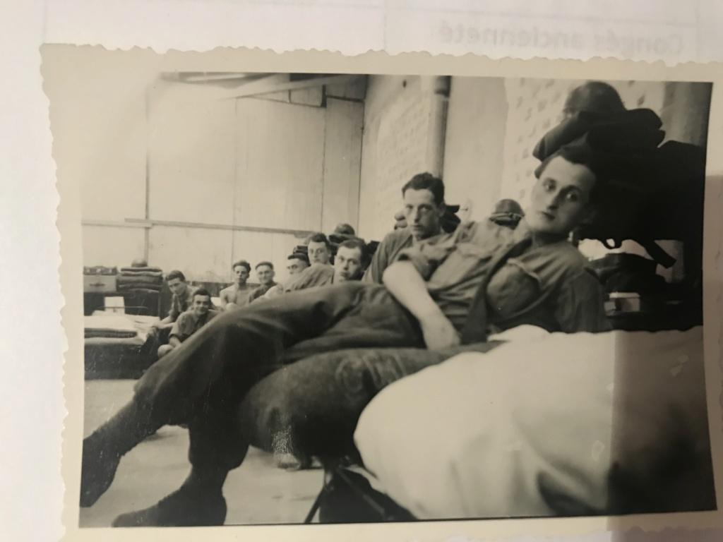 Photos Soldats France 1940? 1942 et chantier de jeunesse?  9090a810