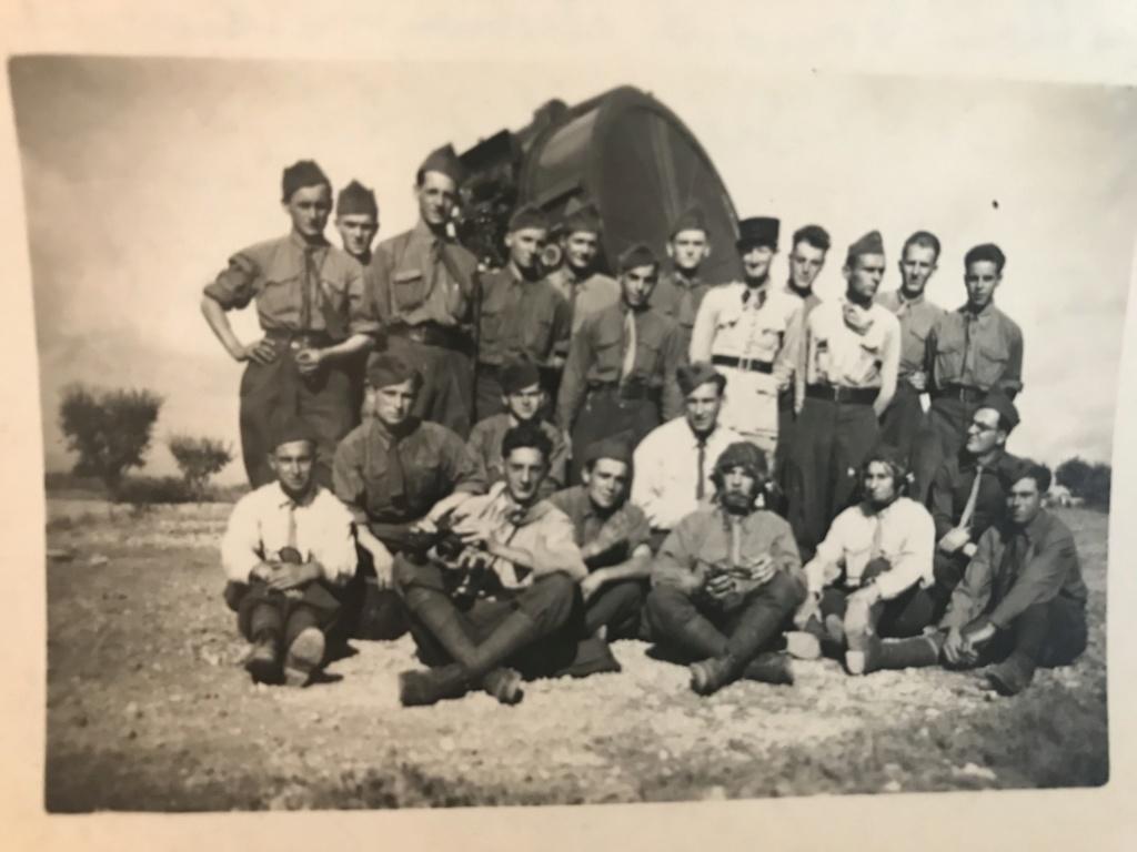 Photos Soldats France 1940? 1942 et chantier de jeunesse?  Aaf4e610