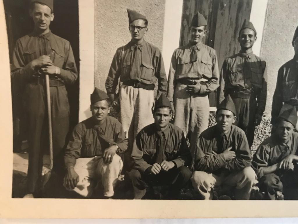 Photos Soldats France 1940? 1942 et chantier de jeunesse?  B9537310