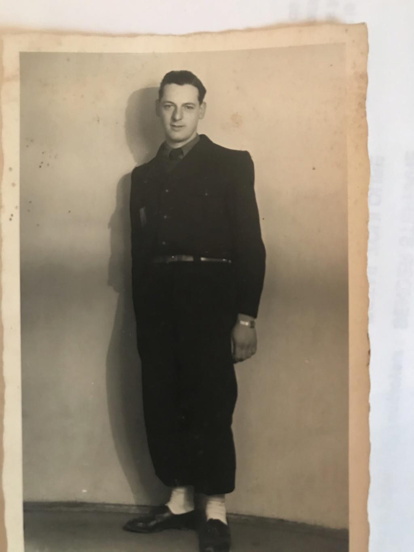 Photos Soldats France 1940? 1942 et chantier de jeunesse?  E1998610