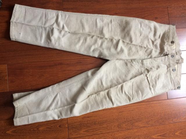 """Pantalon """"hbt"""" francais Img_9632"""