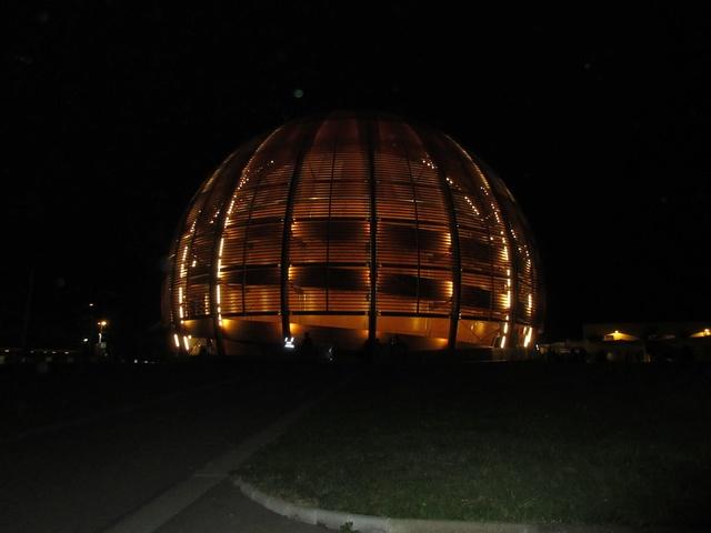 Conférence Matthias Maurer à Genève (CERN) le 29/09/17. Img_0010