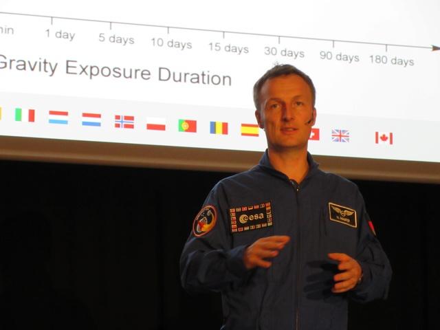 Conférence Matthias Maurer à Genève (CERN) le 29/09/17. Img_0020