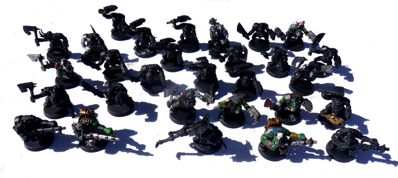 [A VENDRE] Figurines orks P1030013