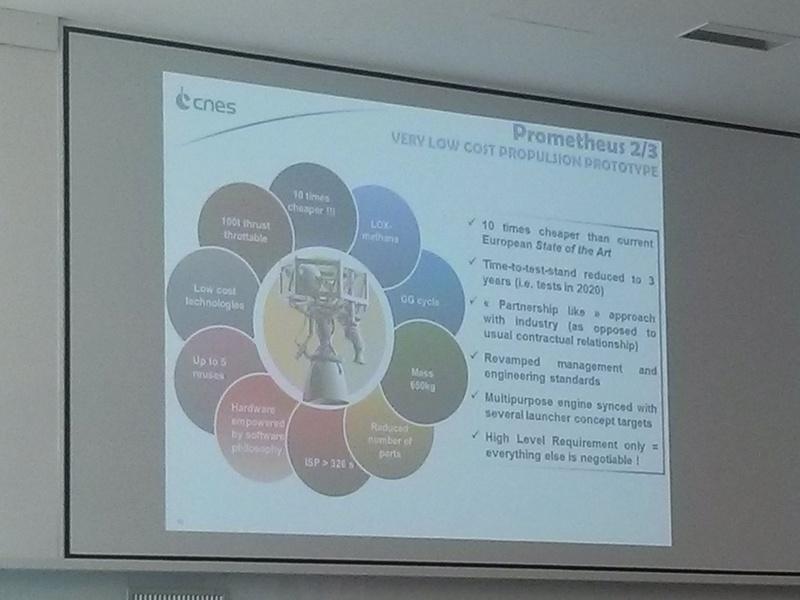 Conférence EUCASS 2017 (3 au 6 juillet) Promet10