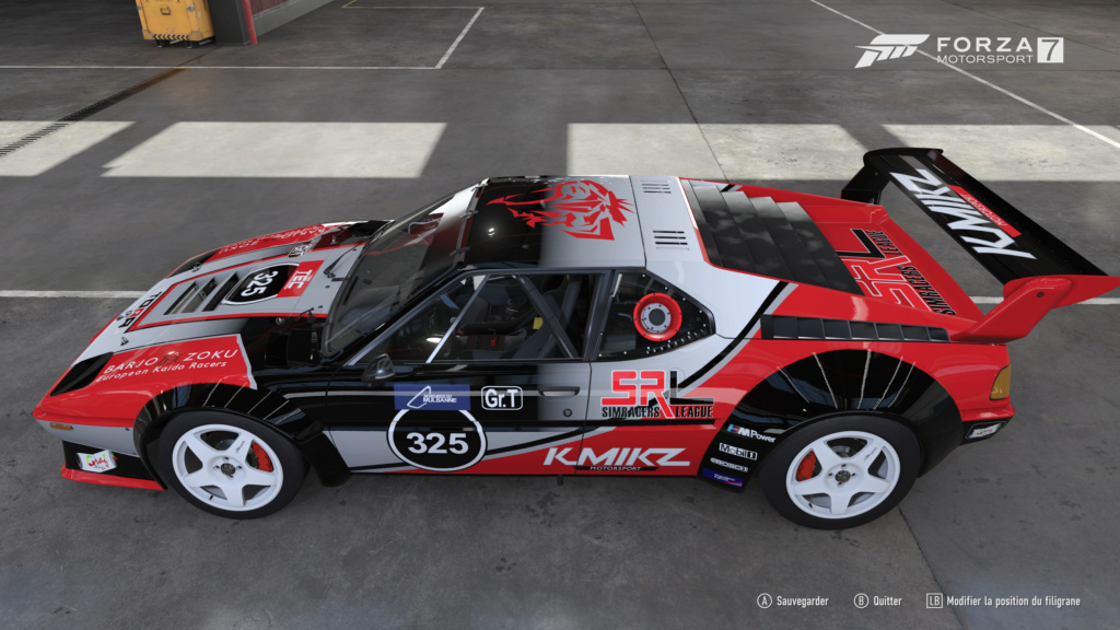TEC R4 24 Heures du Mulsanne - Livery Inspection - Page 3 60ed8f10