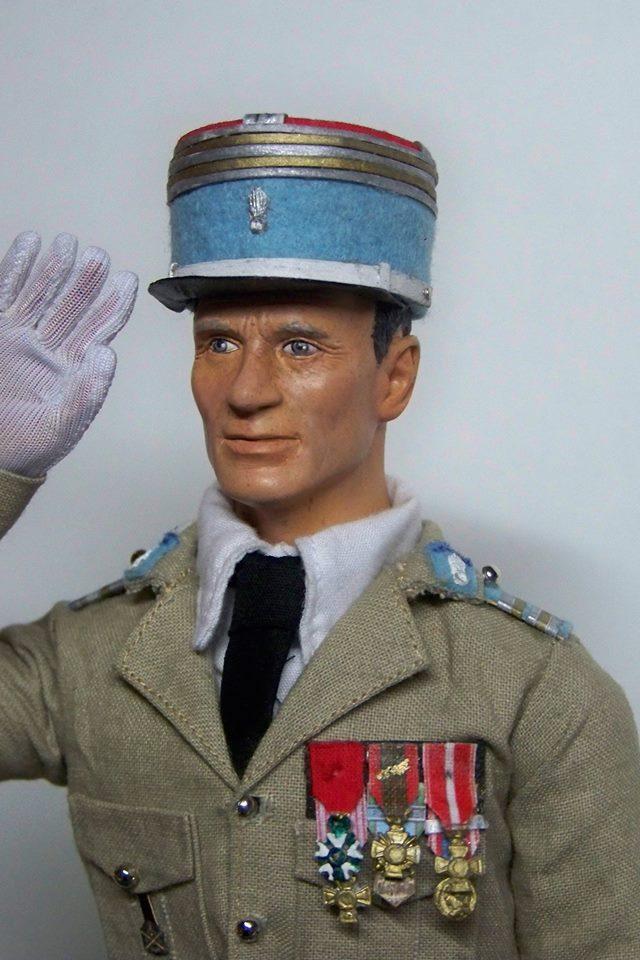 Lieutenant-colonel du matériel 1960/1970 11140210