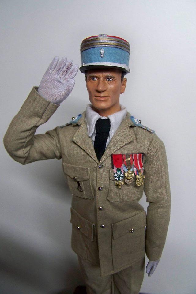 Lieutenant-colonel du matériel 1960/1970 12049310