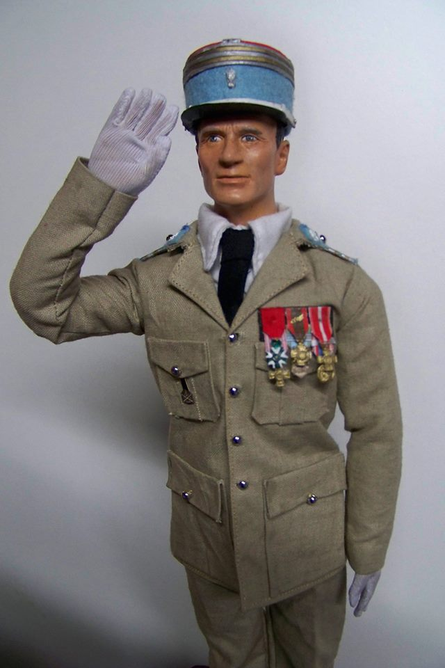 Lieutenant-colonel du matériel 1960/1970 12065810