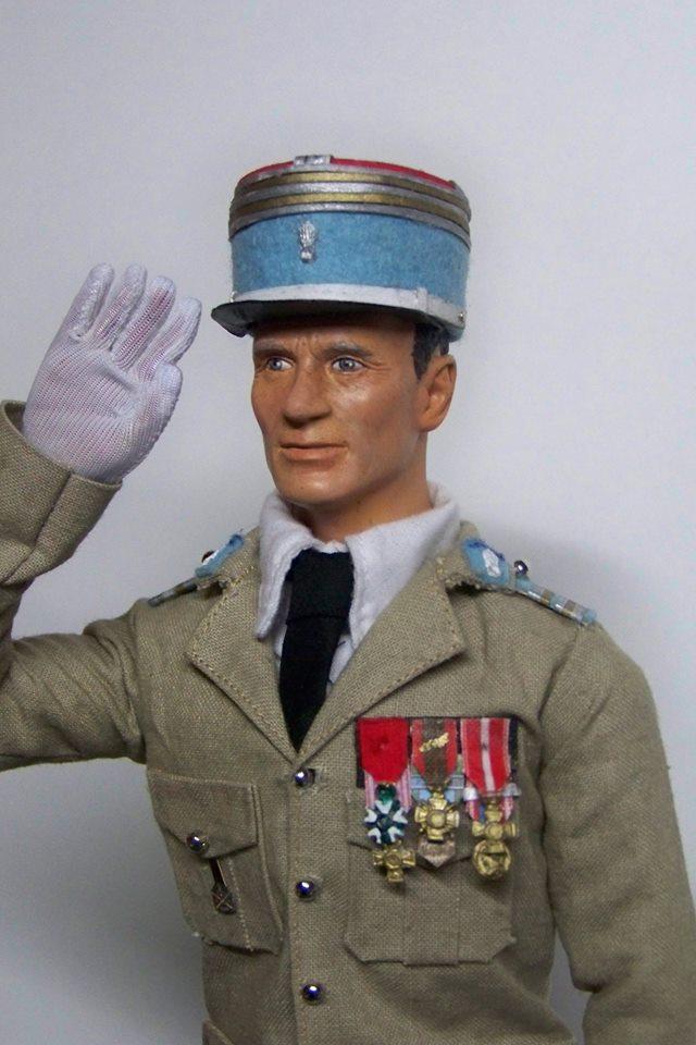 Lieutenant-colonel du matériel 1960/1970 12141710
