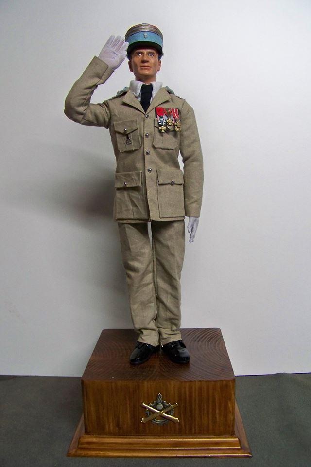 Lieutenant-colonel du matériel 1960/1970 12189010
