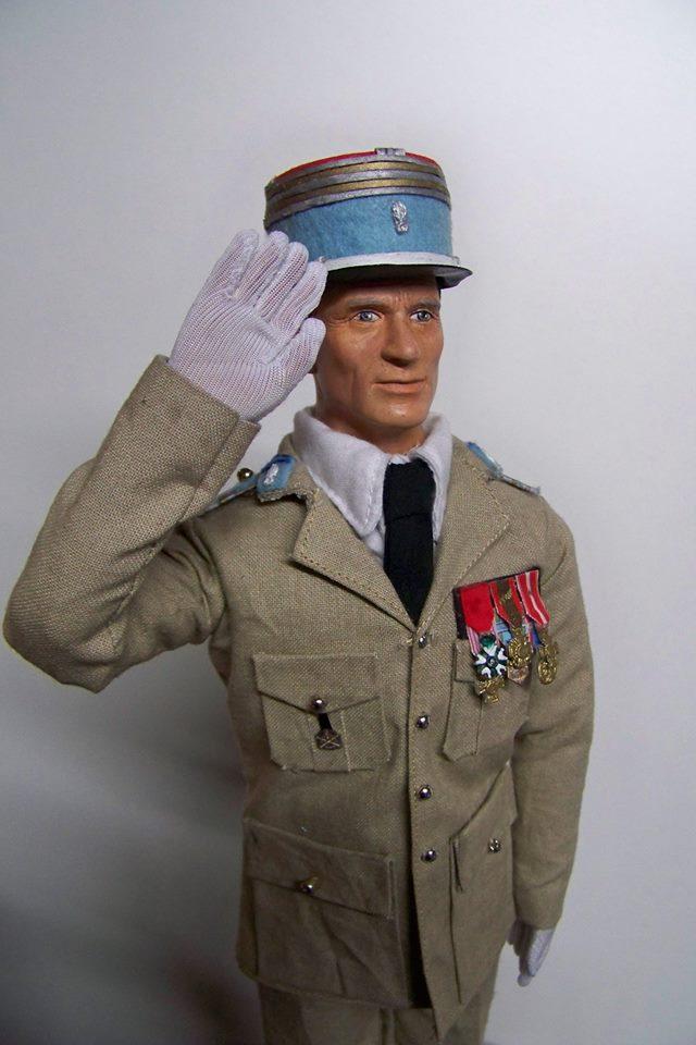 Lieutenant-colonel du matériel 1960/1970 12189110