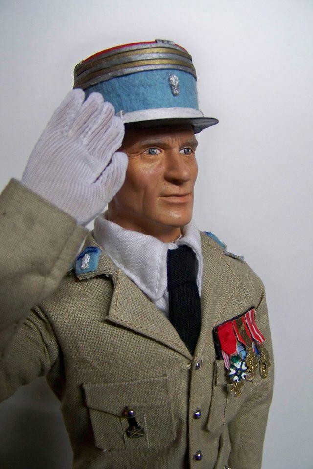 Lieutenant-colonel du matériel 1960/1970 12189710