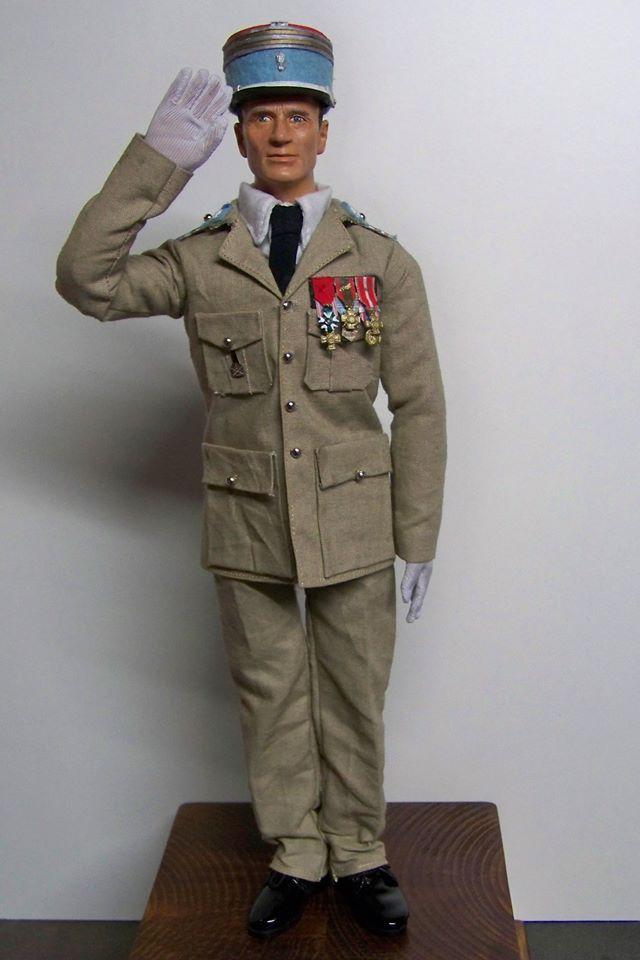 Lieutenant-colonel du matériel 1960/1970 12190110
