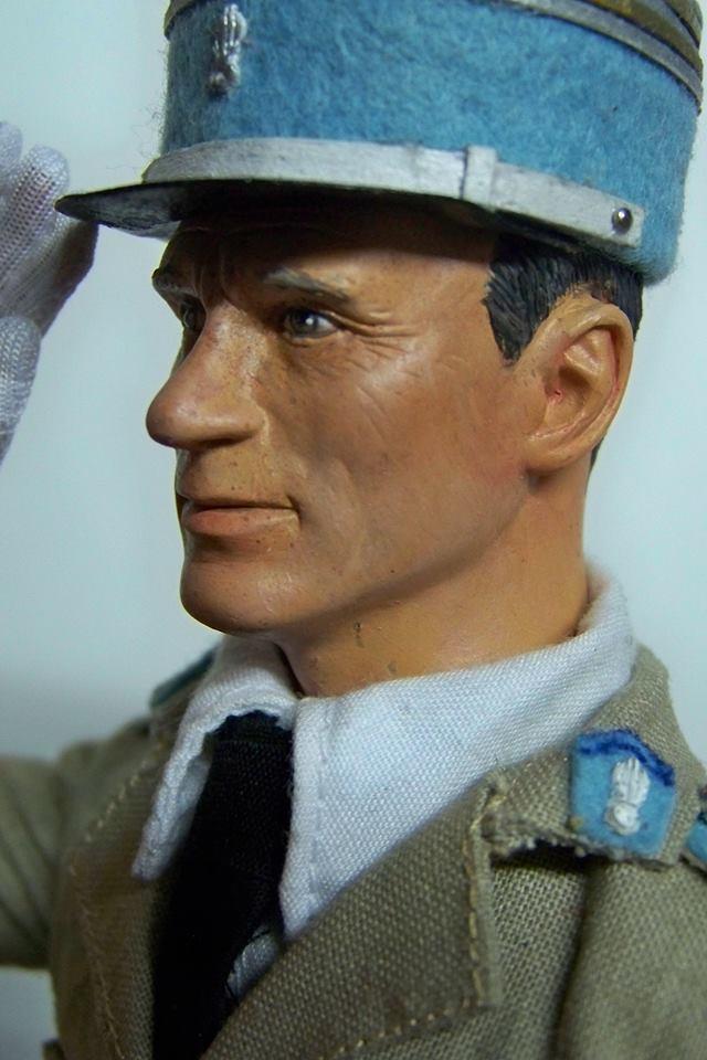Lieutenant-colonel du matériel 1960/1970 12190111