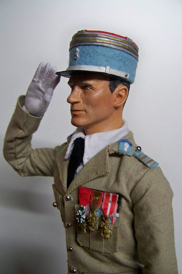 Lieutenant-colonel du matériel 1960/1970 12190910