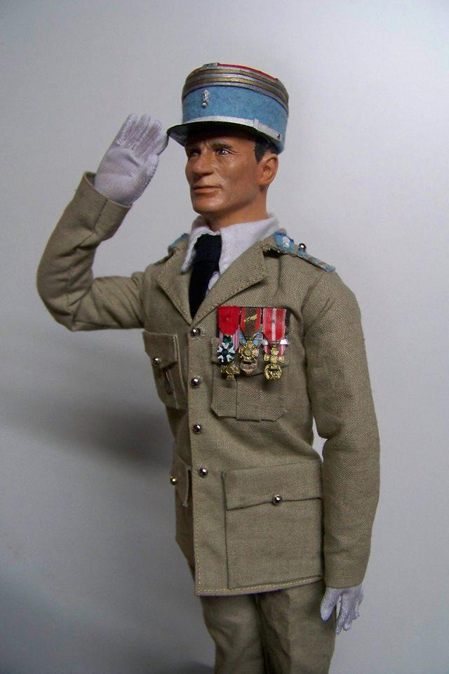 Lieutenant-colonel du matériel 1960/1970 12191010