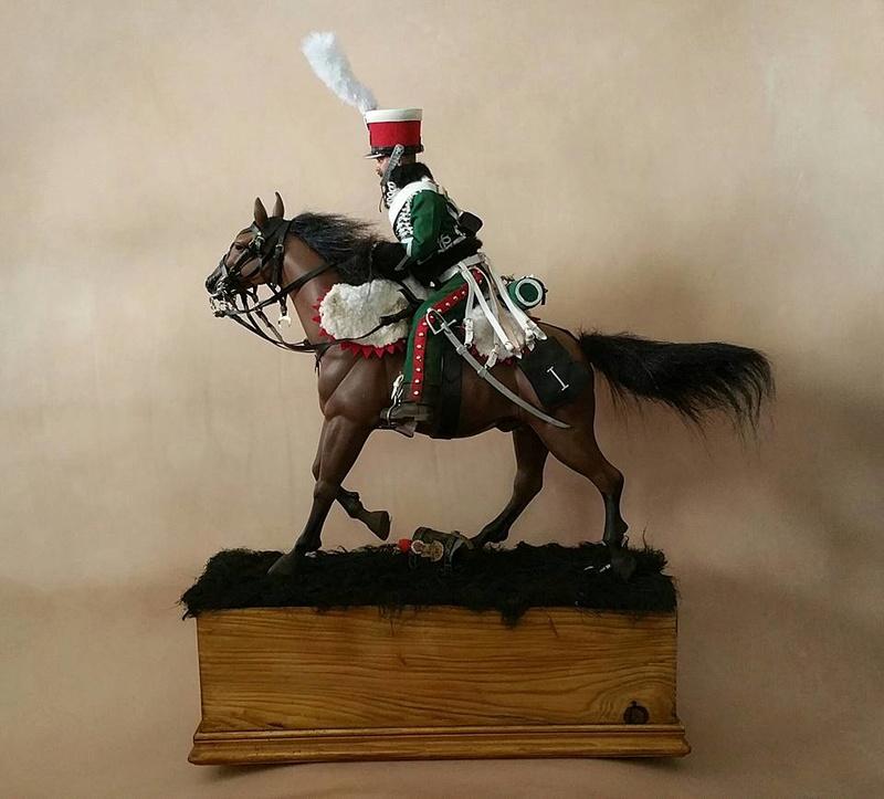 Garde d'honneur avril 1814 campagne de France  18301211