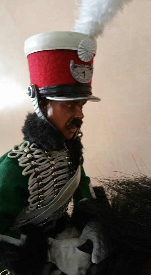 Garde d'honneur avril 1814 campagne de France  18403310